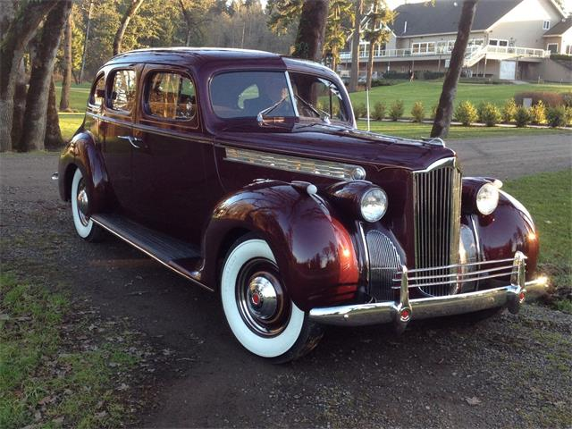 1940 Packard 110 (CC-1247889) for sale in Vancouver , Washington
