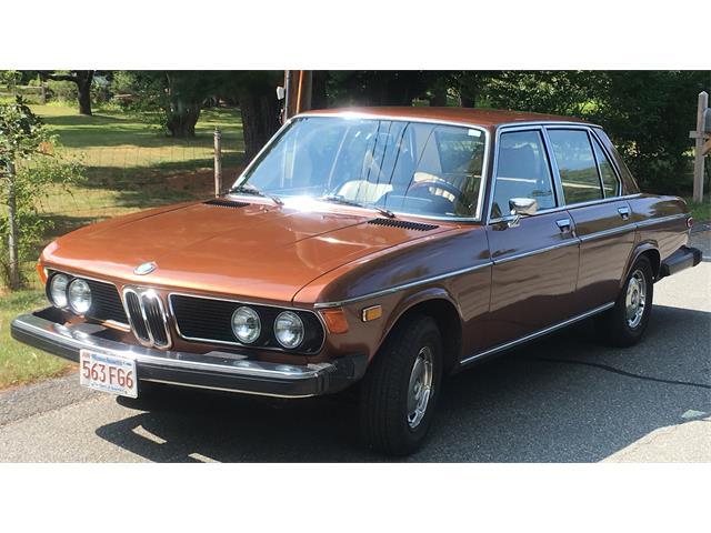 1974 BMW Bavaria 3.0 S (CC-1247891) for sale in Duxbury, Massachusetts