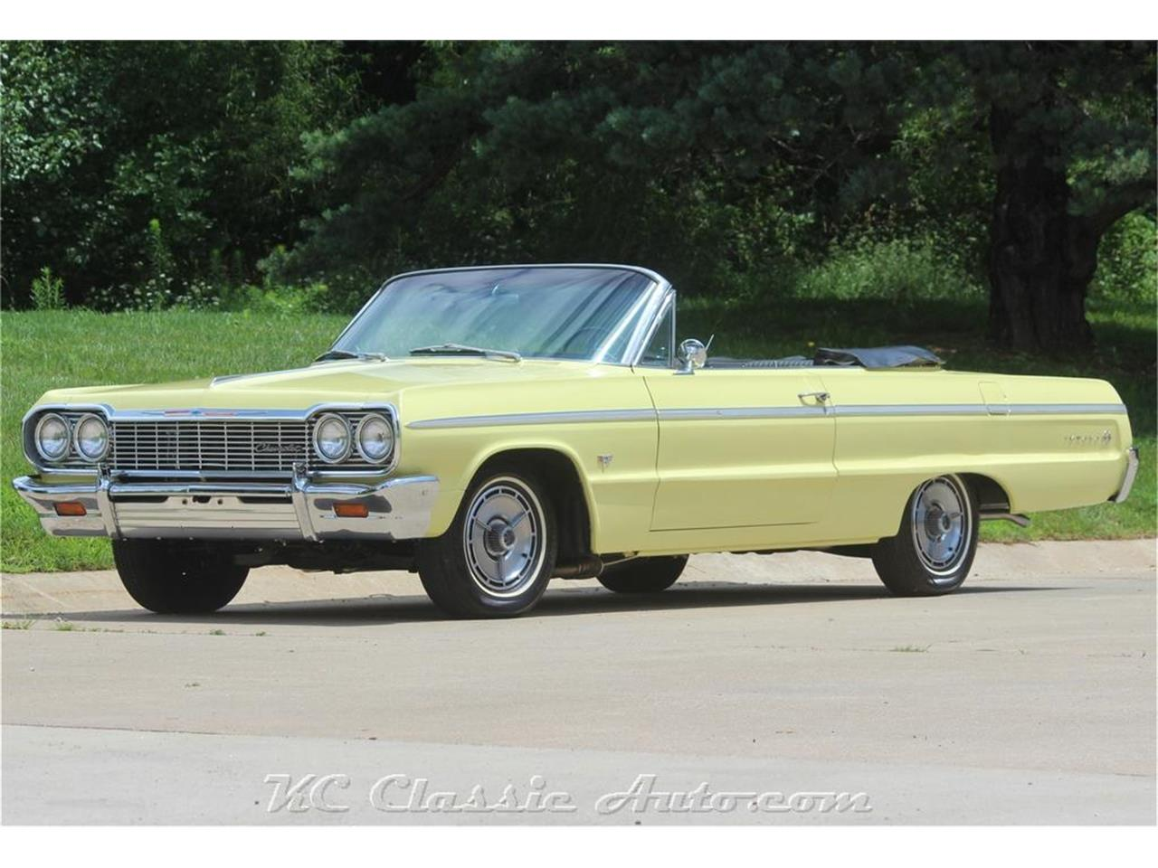 1964 Chevrolet Impala SS (CC-1247899) for sale in Lenexa, Kansas