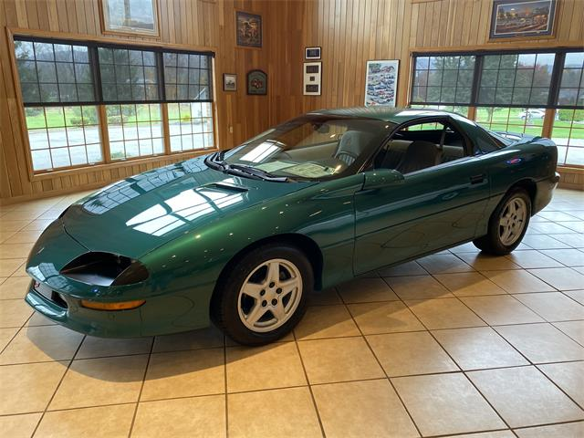 1997 Chevrolet Camaro (CC-1247960) for sale in MILL HALL, Pennsylvania