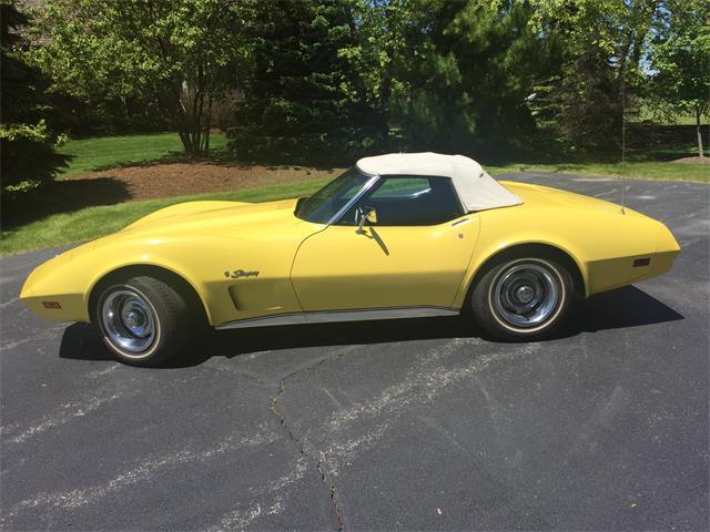 1974 Chevrolet Corvette (CC-1247963) for sale in Lake Zurich, Illinois