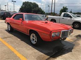 1969 Pontiac Firebird (CC-1247966) for sale in Harahan, Louisiana