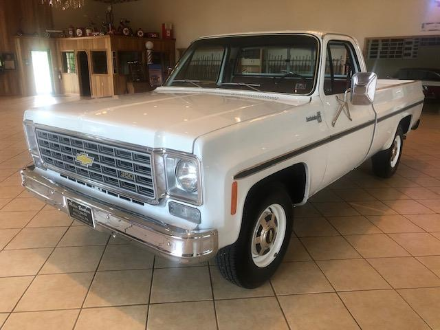 1976 Chevrolet C20 (CC-1247974) for sale in MILL HALL, Pennsylvania