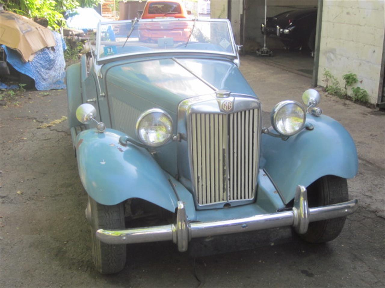 1952 MG TD (CC-1247975) for sale in Stratford, Connecticut
