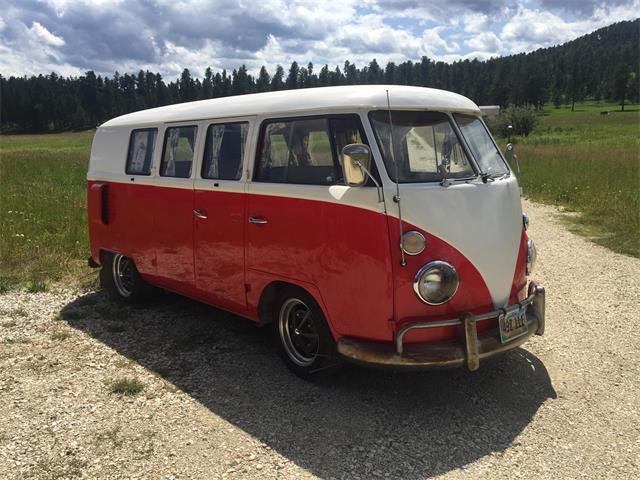 1967 Volkswagen Camper (CC-1247980) for sale in Nemo, South Dakota