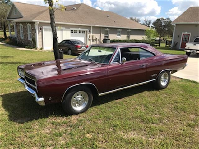1968 Plymouth GTX (CC-1247993) for sale in DUNNELLON, Florida