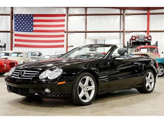 2005 Mercedes-Benz SL500 (CC-1248001) for sale in Kentwood, Michigan