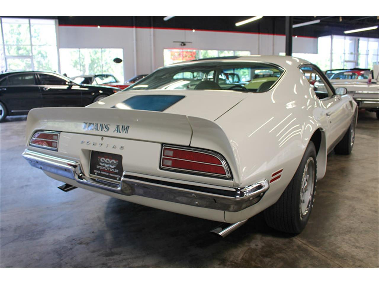1972 Pontiac Firebird (CC-1248020) for sale in Fairfield, California