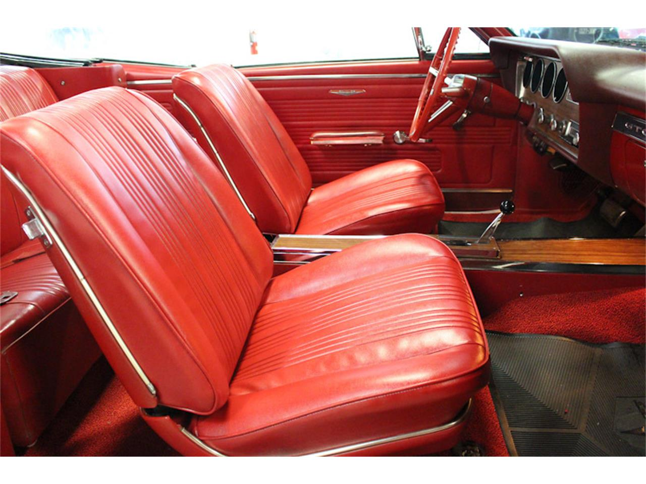 1967 Pontiac GTO (CC-1248024) for sale in Fairfield, California