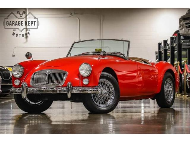 1962 MG MGA (CC-1248034) for sale in Grand Rapids, Michigan