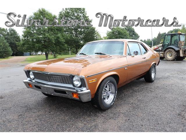 1972 Chevrolet Nova (CC-1248037) for sale in North Andover, Massachusetts