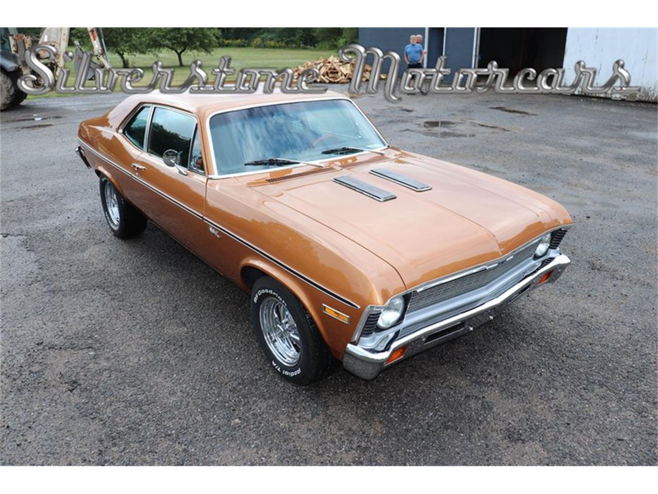 1972 Chevrolet Nova (CC-1248037) for sale in North Andover, Massachusetts