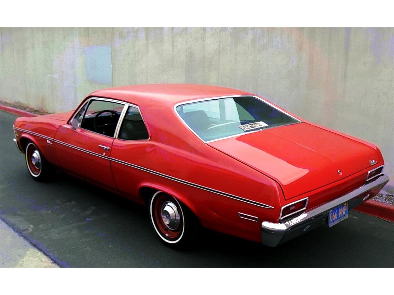 1970 Chevrolet Nova (CC-1248060) for sale in Huntington Beach, California