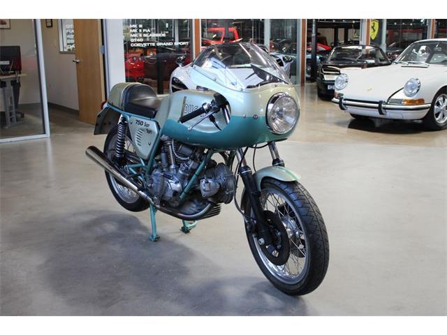 1975 Ducati Motorcycle (CC-1248111) for sale in San Carlos, California