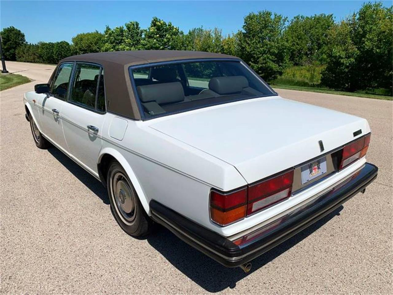 1985 Rolls-Royce Silver Spur (CC-1248117) for sale in Carey, Illinois