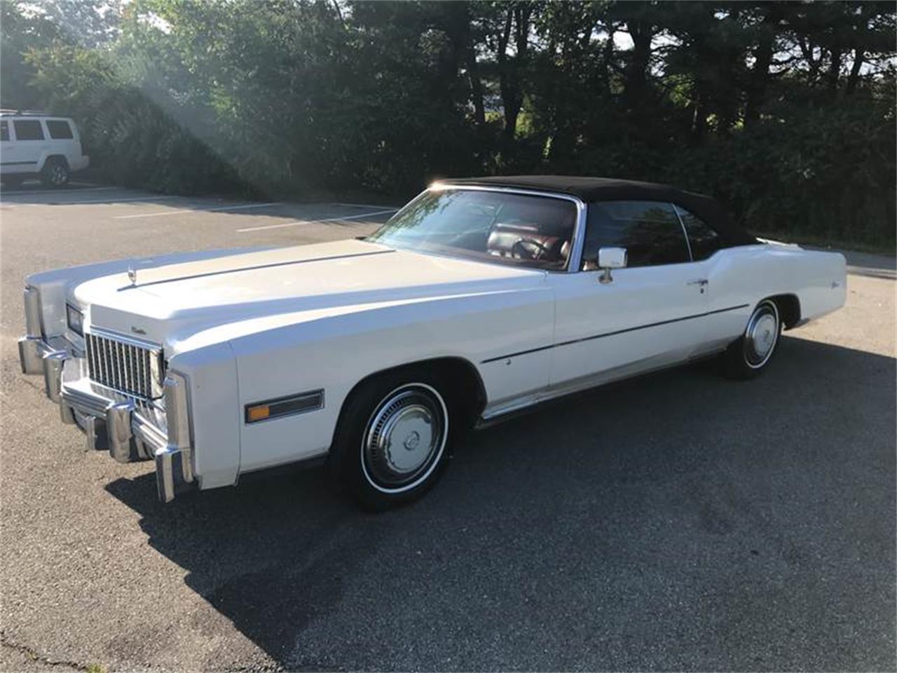 1976 Cadillac Eldorado (CC-1248134) for sale in Westford, Massachusetts