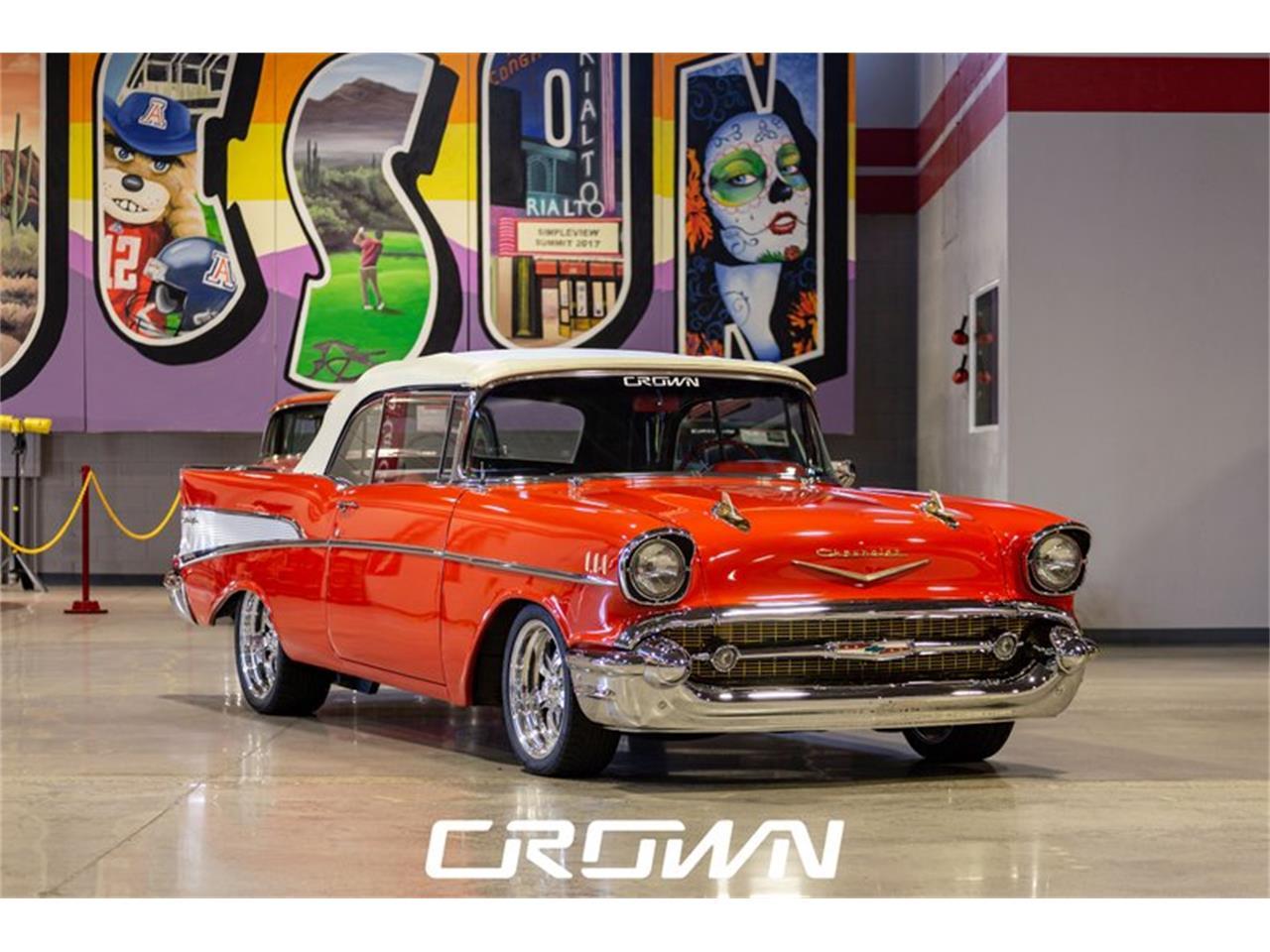 1957 Chevrolet Bel Air (CC-1248149) for sale in Tucson, Arizona