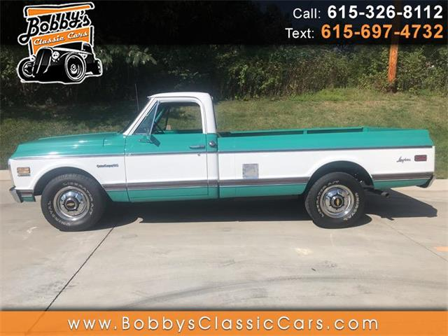 1971 Chevrolet C20 (CC-1248155) for sale in Dickson, Tennessee