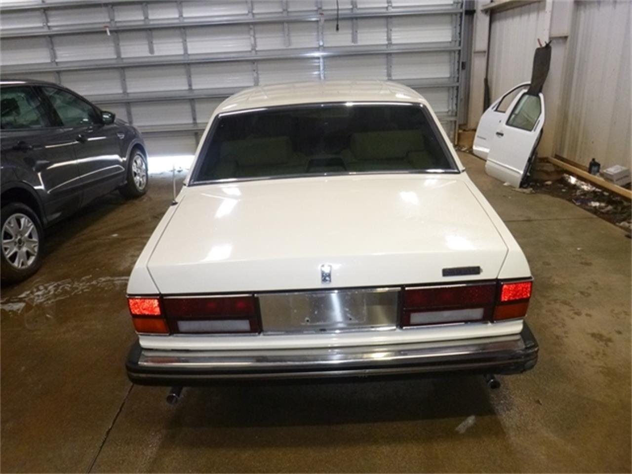 1986 Rolls-Royce Silver Spur (CC-1248156) for sale in Bedford, Virginia