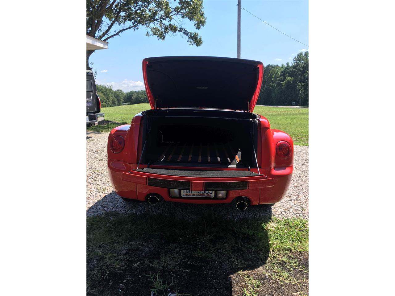 2006 Chevrolet SSR (CC-1248183) for sale in Louisburg , North Carolina