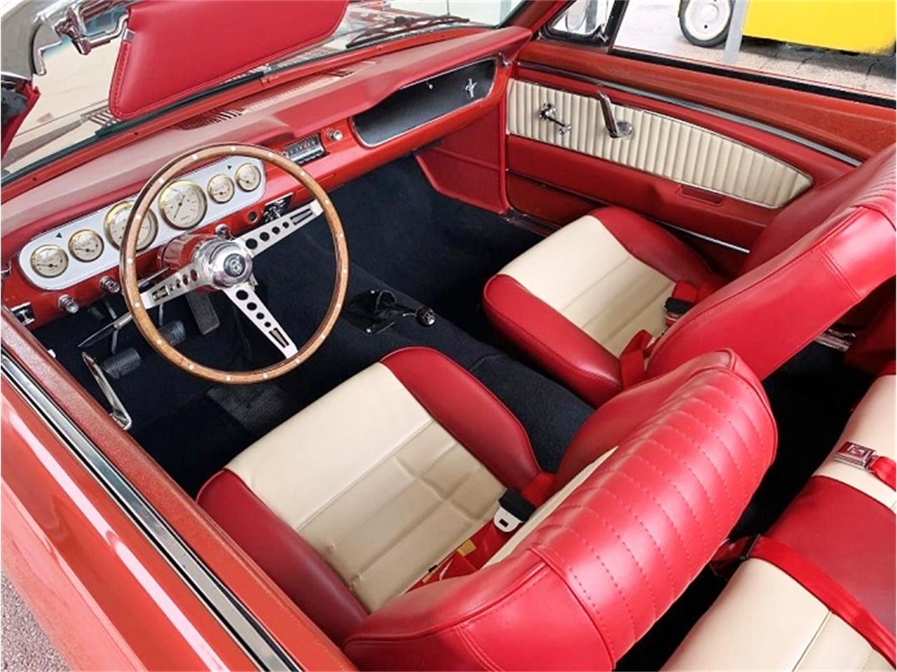 1965 Ford Mustang (CC-1248195) for sale in pompano beach32500, Florida