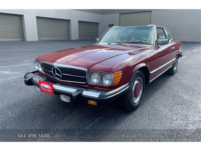 1977 Mercedes-Benz 450SL (CC-1248198) for sale in Boca Raton, Florida