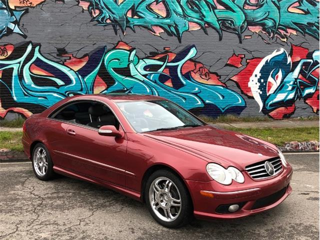 2003 Mercedes-Benz CLK (CC-1248219) for sale in Los Angeles, California