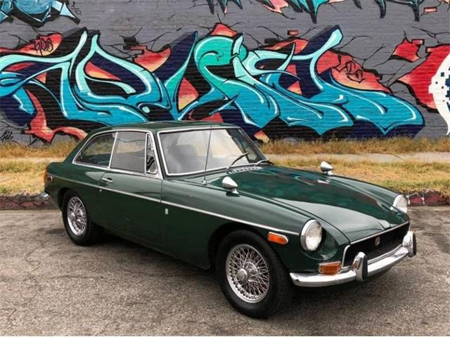 1970 MG MGB (CC-1248220) for sale in Los Angeles, California