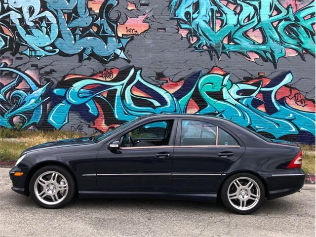 2002 Mercedes-Benz C-Class (CC-1248227) for sale in Los Angeles, California