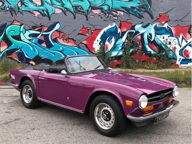 1973 Triumph TR6 (CC-1248233) for sale in Los Angeles, California