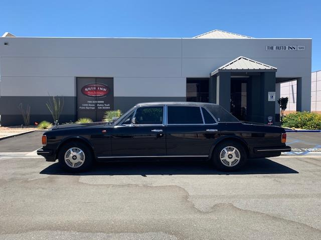 1988 Rolls-Royce Silver Spur (CC-1248246) for sale in Palm Springs, California