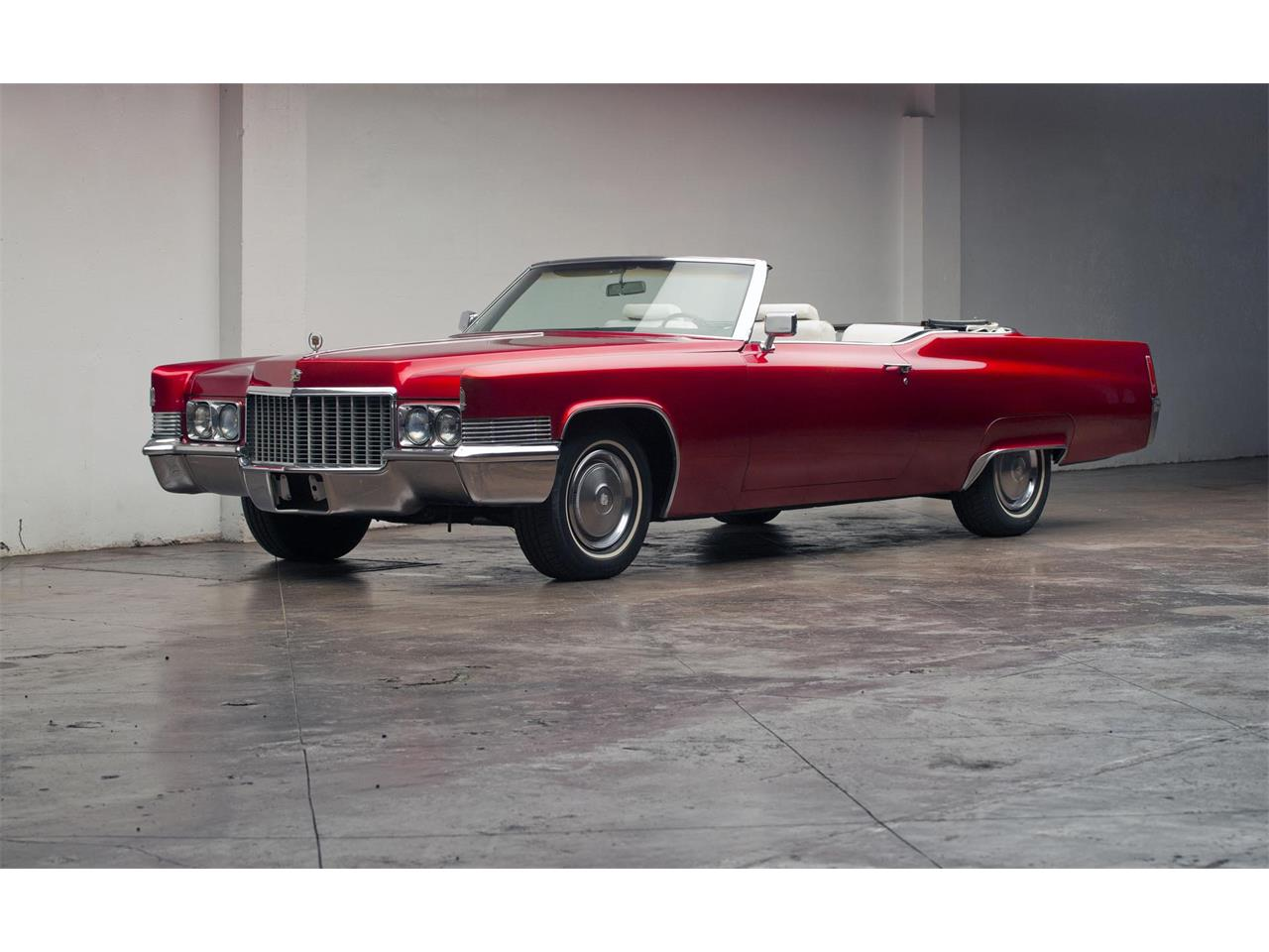 1970 Cadillac DeVille (CC-1248300) for sale in Corpus Christi, Texas