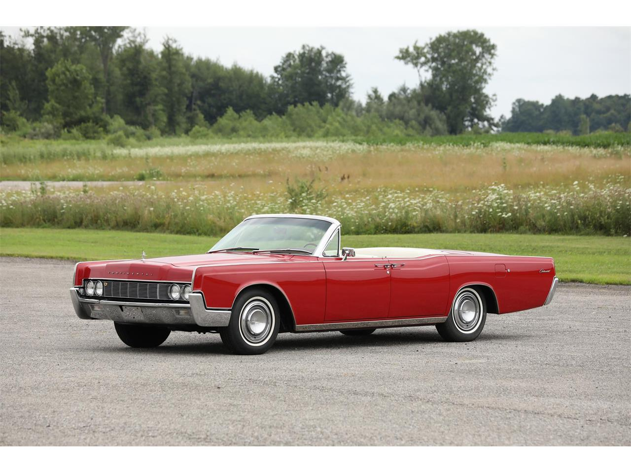 1967 Lincoln Continental (CC-1248323) for sale in Auburn, Indiana