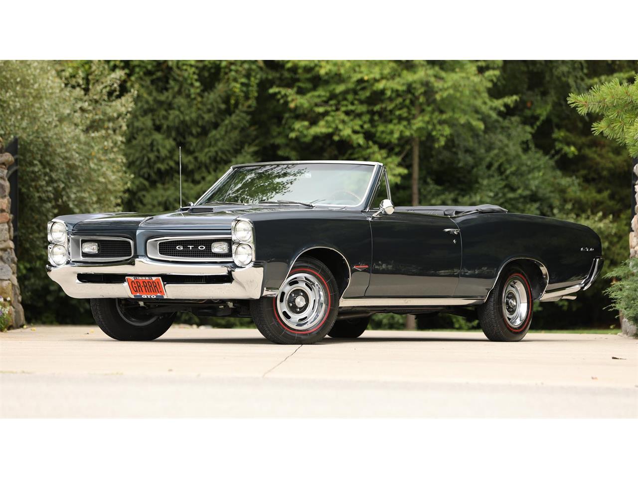 1966 Pontiac GTO (CC-1248338) for sale in Auburn, Indiana