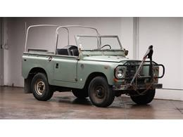 1969 Land Rover Series IIA (CC-1248343) for sale in Corpus Christi, Texas