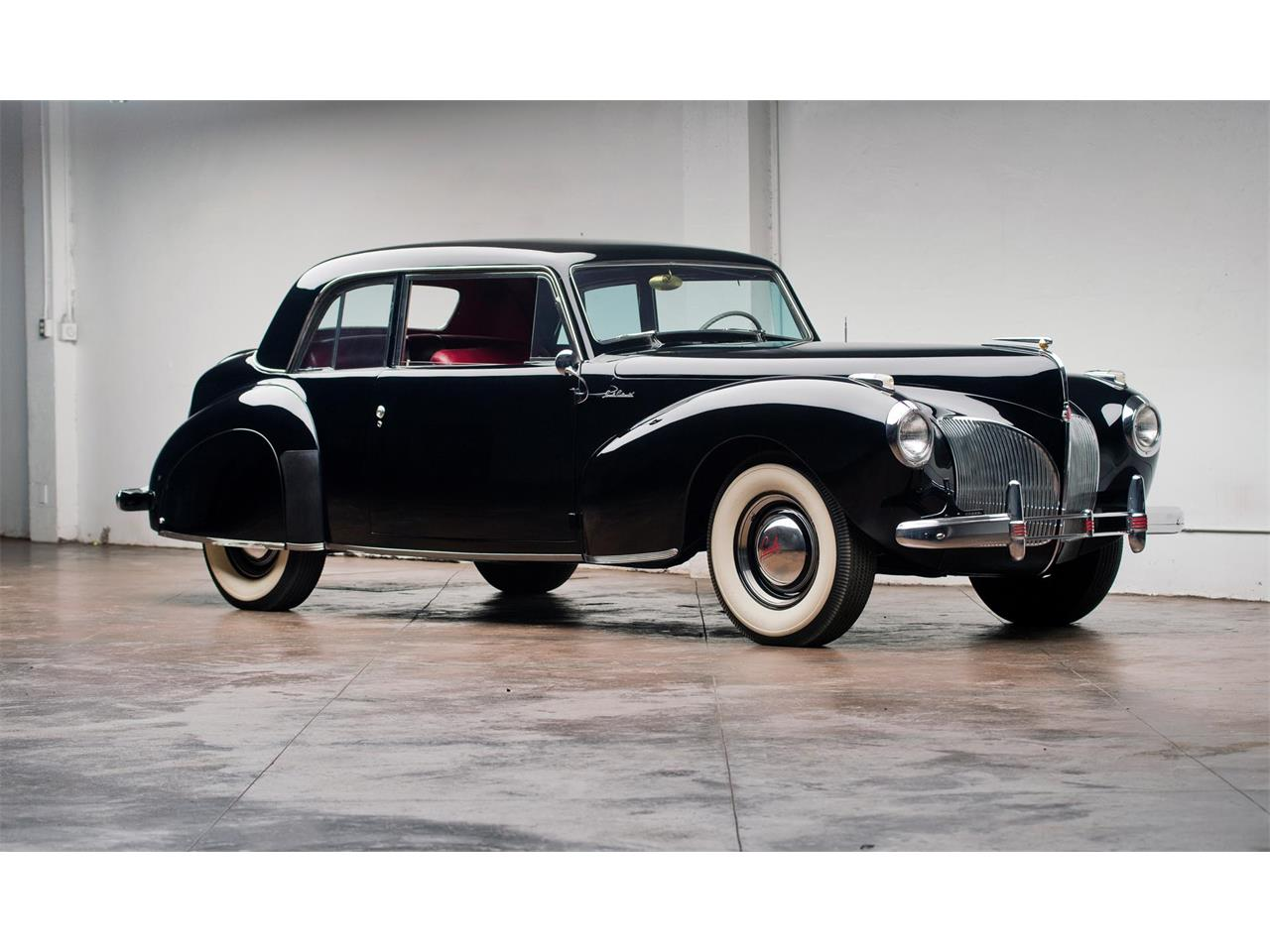 1941 Lincoln Continental (CC-1248347) for sale in Corpus Christi, Texas