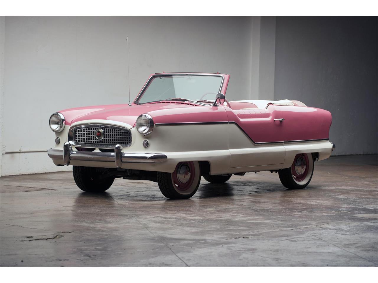 1957 Nash Metropolitan (CC-1248366) for sale in Corpus Christi, Texas