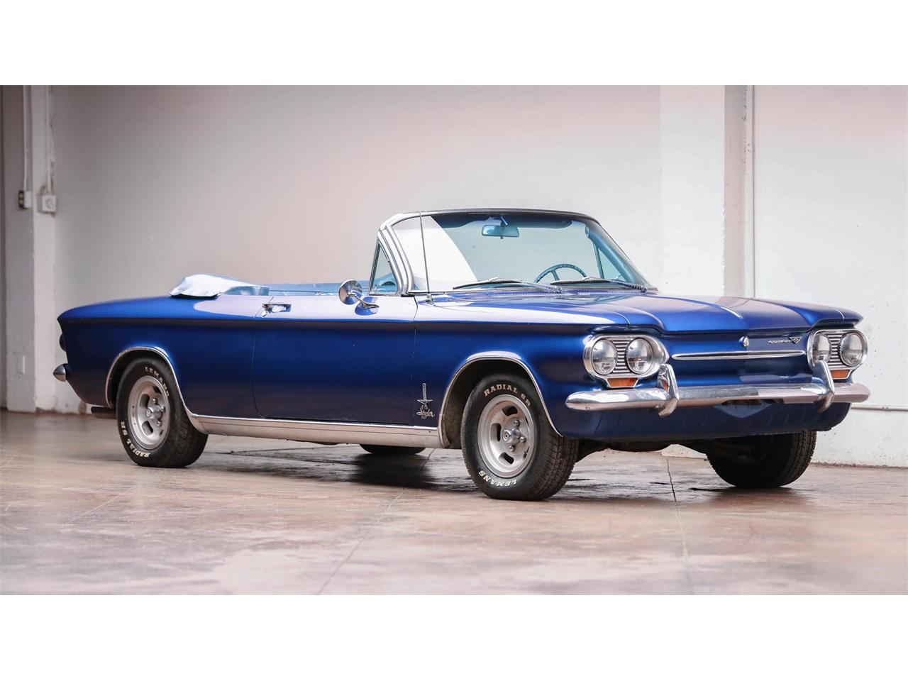 1963 Chevrolet Corvair (CC-1248431) for sale in Corpus Christi, Texas