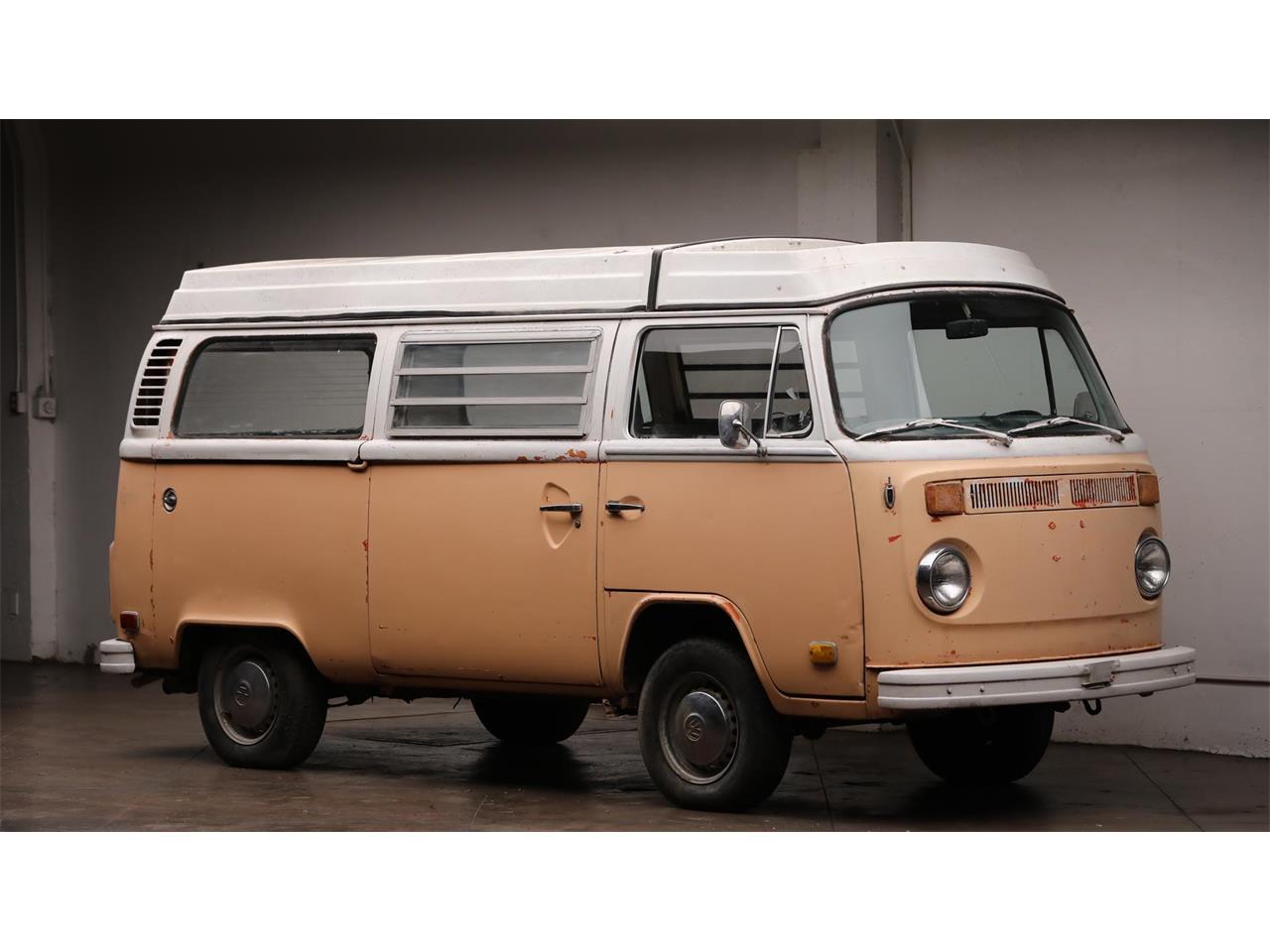 1972 Volkswagen Westfalia Camper (CC-1248455) for sale in Corpus Christi, Texas