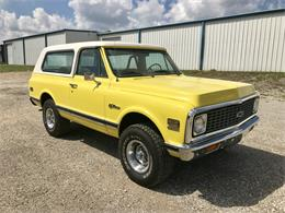 1972 Chevrolet Blazer (CC-1248491) for sale in Sherman, Texas