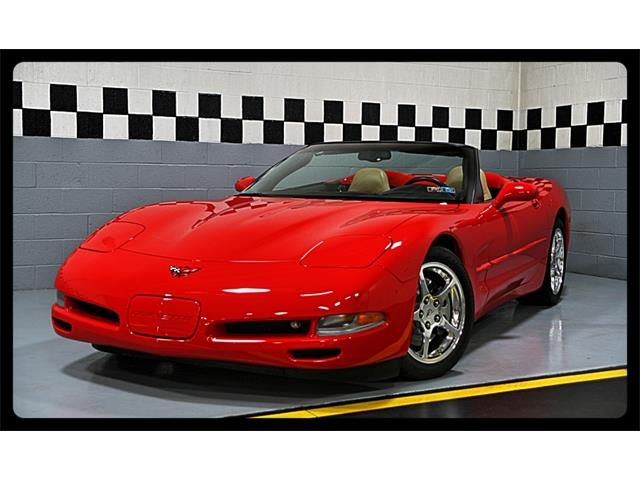 2004 Chevrolet Corvette (CC-1248503) for sale in Old Forge, Pennsylvania