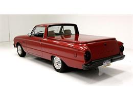 1962 Ford Ranchero (CC-1248514) for sale in Morgantown, Pennsylvania