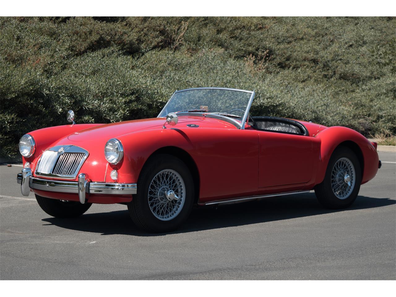1957 MG MGA (CC-1248531) for sale in Fairfield, California