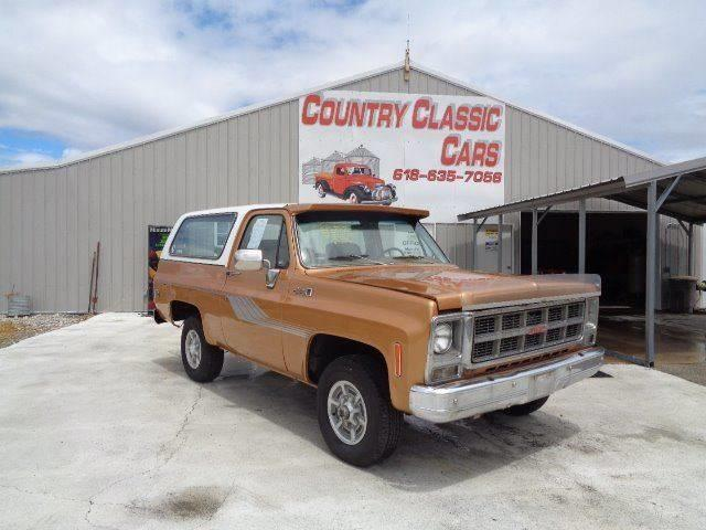 1979 GMC Jimmy (CC-1248541) for sale in Staunton, Illinois