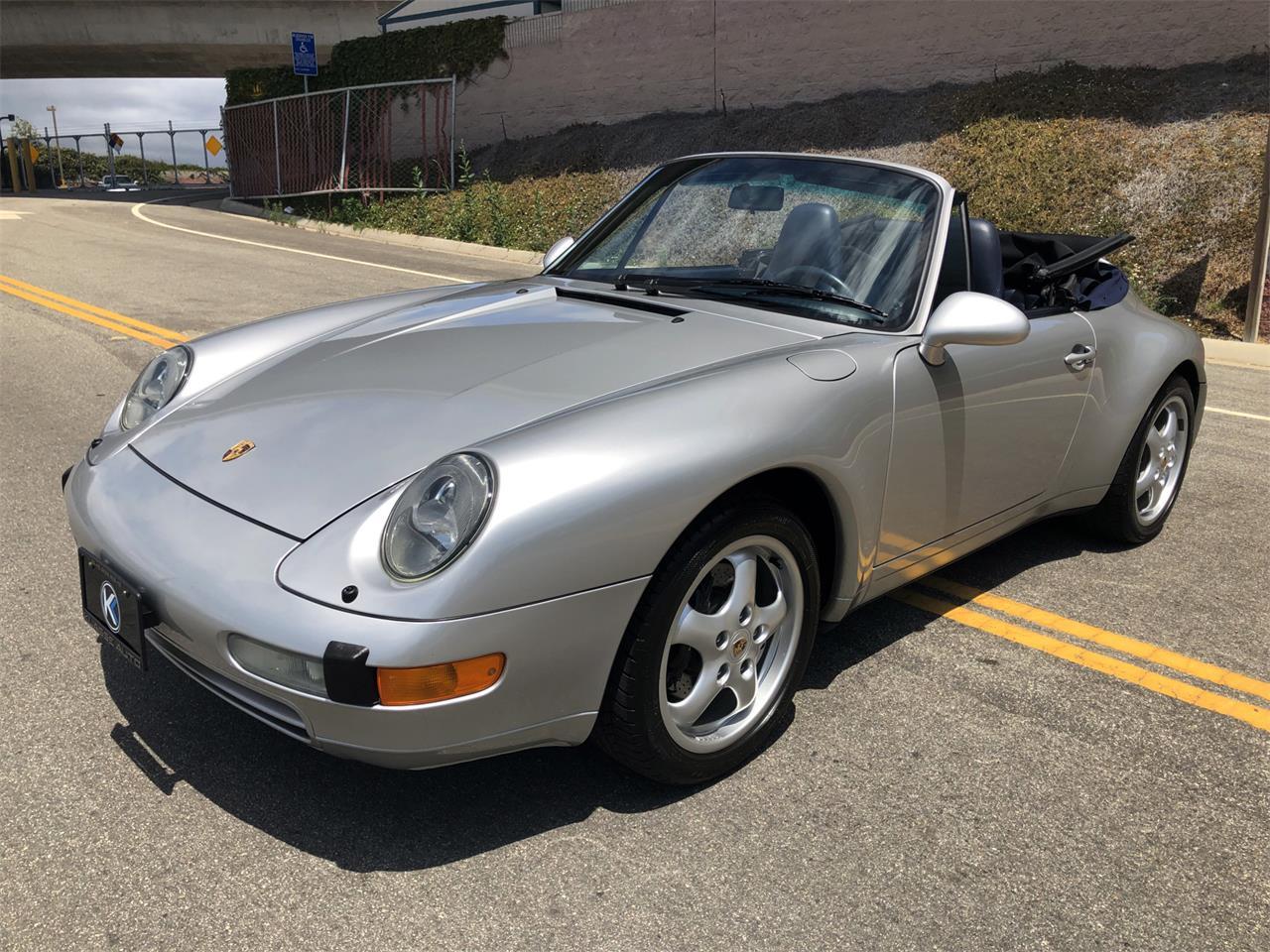 1997 Porsche 911 Carrera (CC-1248565) for sale in Costa Mesa, California