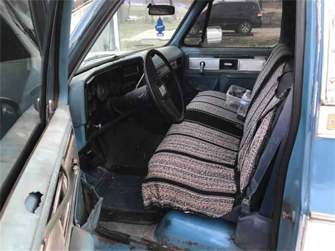 1979 Chevrolet C10 (CC-1248570) for sale in Cadillac, Michigan