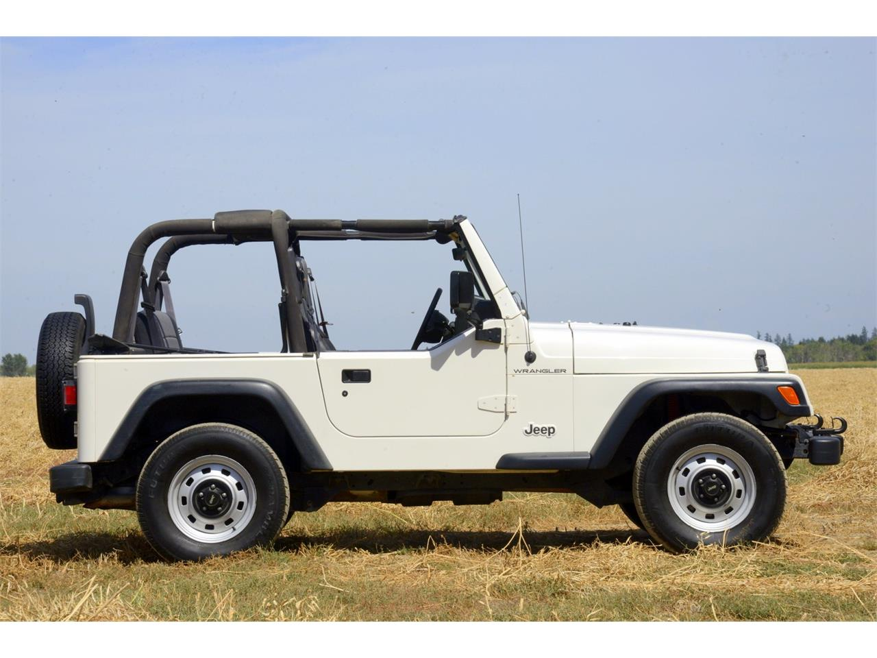 2000 Jeep Wrangler (CC-1248590) for sale in Salem, Oregon