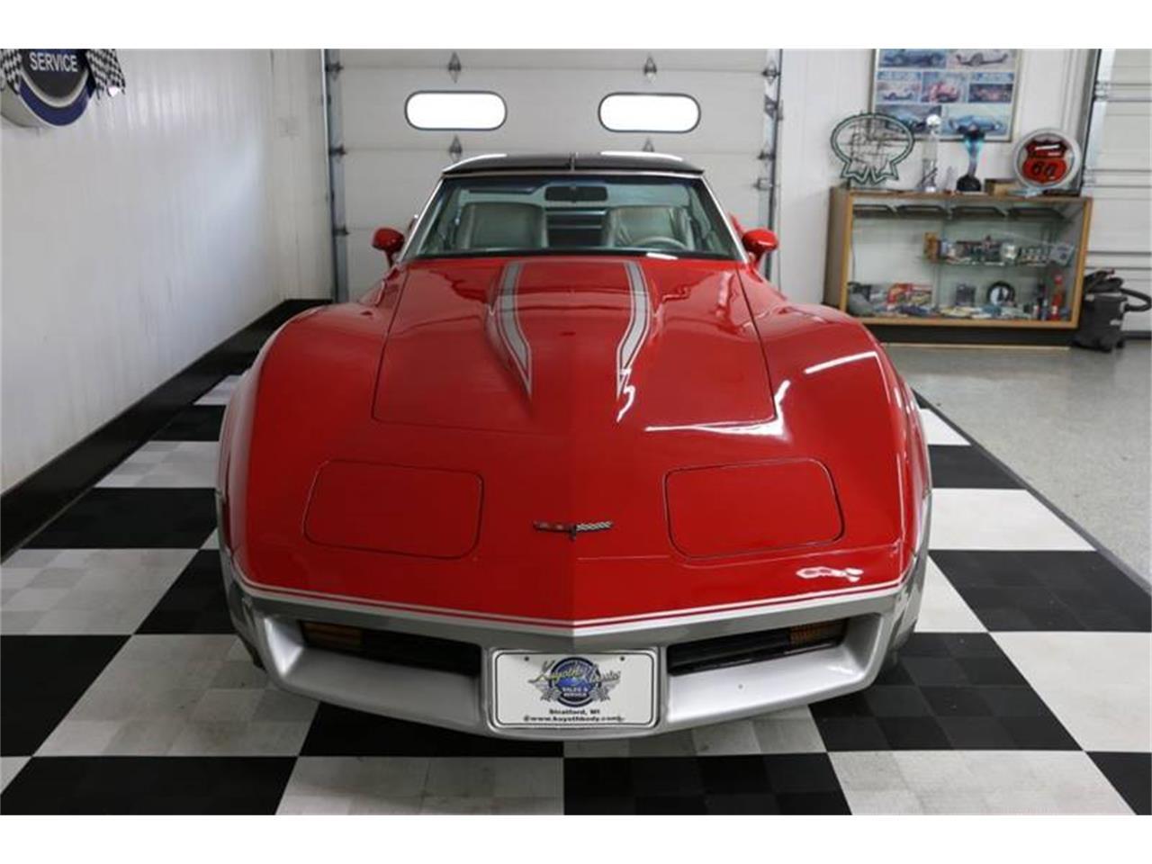 1981 Chevrolet Corvette (CC-1248592) for sale in Stratford, Wisconsin