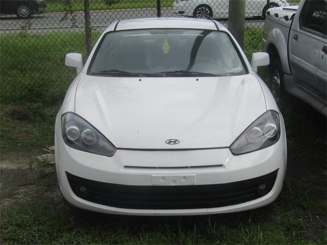 2007 Hyundai Tiburon (CC-1248608) for sale in Orlando, Florida