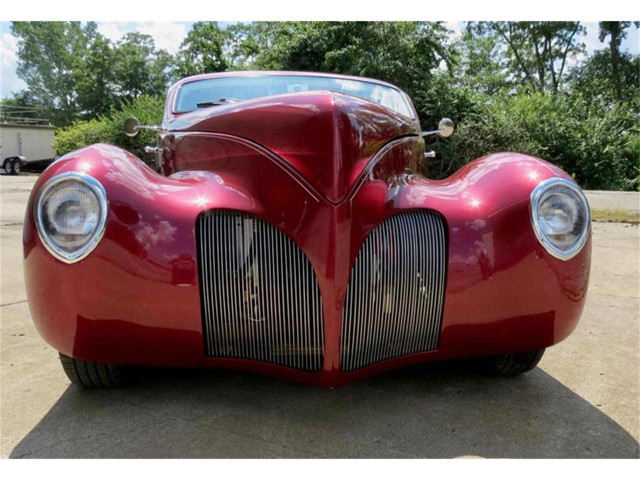 1939 Lincoln Zephyr (CC-1248612) for sale in Dayton, Ohio